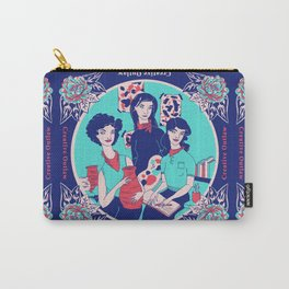 Women Artists (Creative Outlaws) Carry-All Pouch