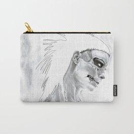 Yolandi Zombie Girl  Carry-All Pouch