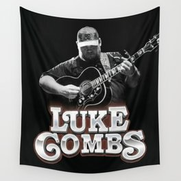 Luke combs Poster Wall Tapestry