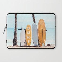 Choose Your Surfboard Laptop Sleeve