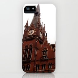 St. Pancras iPhone Case