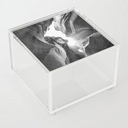 ANTELOPE CANYON III / Arizona Desert Acrylic Box