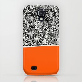 City Sunset Abstract iPhone Case