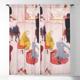 "Florine Stettheimer ""Studio Party, or Soiree"" Blackout Curtain"