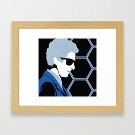 The 12th Doctor Framed Art Print