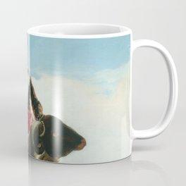 Francisco de Goya- Boy On A Ram Coffee Mug