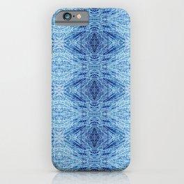 Blue Birch iPhone Case