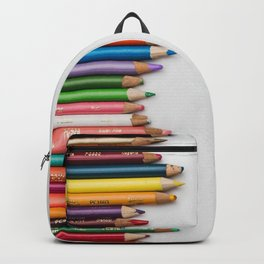 Colored pencil 10 Backpack