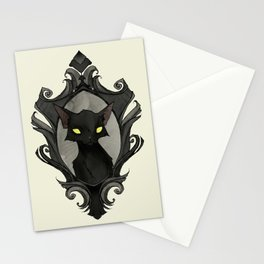 The Cats of Ulthar Stationery Cards