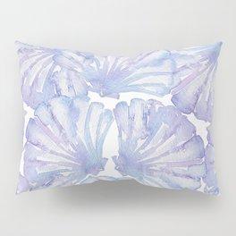 Shell Ya Later - Purple Seashell Pattern Pillow Sham