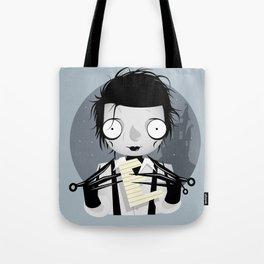 EDScissorhands Tote Bag