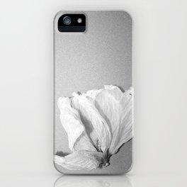 Ibiscus petals  iPhone Case