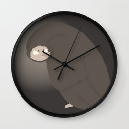 Mythical Bird Wall Clock