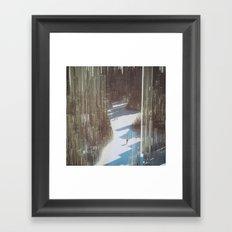 170113 / VAULT.1 Framed Art Print