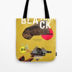 The Black Toad project Tote Bag