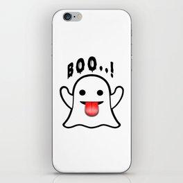 BOO ! iPhone Skin