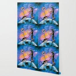 moonwalking Wallpaper