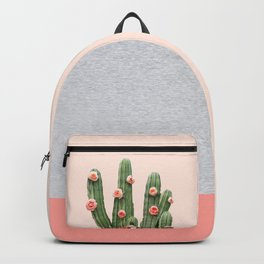 CACTUS AND ROSES Backpack