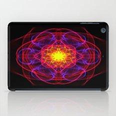 Silkweave / Neon Sigil 1 iPad Case