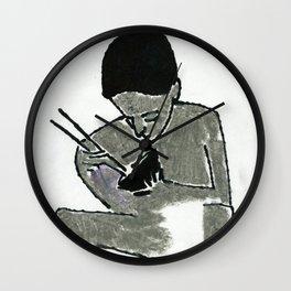 eating Wall Clock