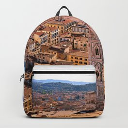 Campanile di Giotto Backpack