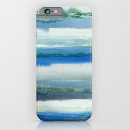 Wave baby Abstract Series 1 iPhone Case