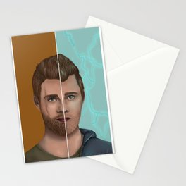 Roman/Lincoln Stationery Cards