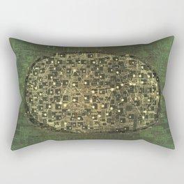 Planetarium / Stellar Map Rectangular Pillow