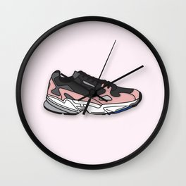 Falcon illustrated Wall Clock