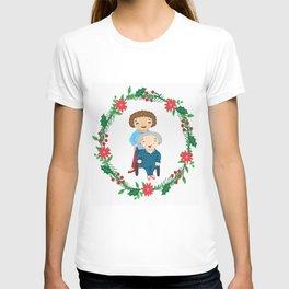 Custom Family Portraits T-shirt