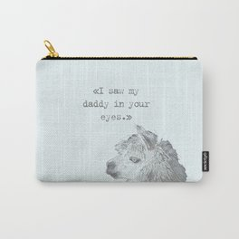 Daddy Lama Carry-All Pouch