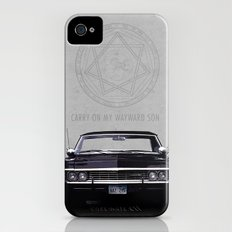 Kansas Slim Case iPhone (4, 4s)