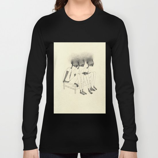 Blank Long Sleeve T-shirt