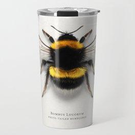 Bombus Lucorum Travel Mug