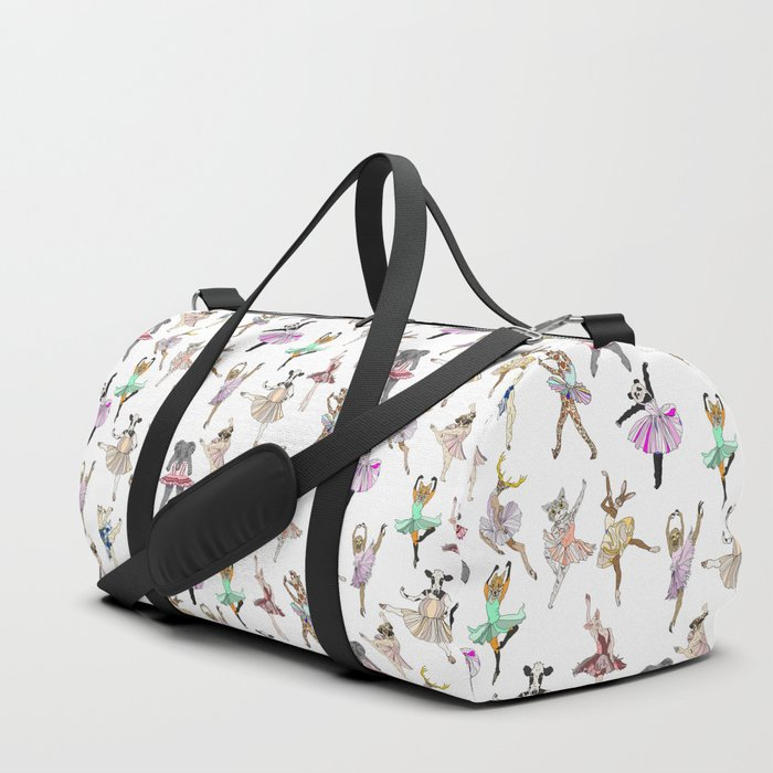 Animal Ballet Hipsters LV Duffle Bag
