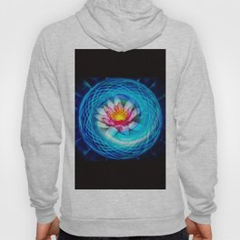 Wellness Water Lily Hoody