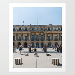 Palais-Royal Art Print