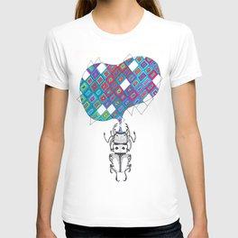 Bettle's whisper T-shirt