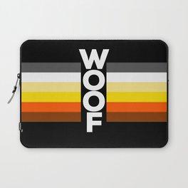 bear flag for LGBT pride or Bear Week Laptop Sleeve