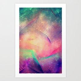 gyt th'fykk yyt Art Print