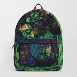 Pyroxene Crystals Backpack