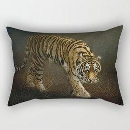 The Night Prowler Rectangular Pillow