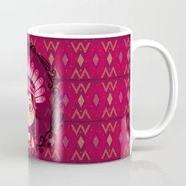 Indian girl Coffee Mug