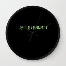 1.21 Gigawatt - Back to the future Wall Clock