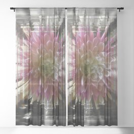 Mums The Word Sheer Curtain