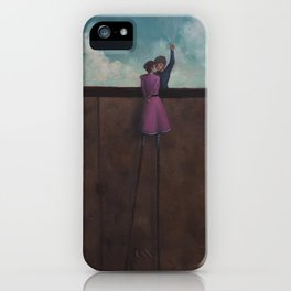 elevated iPhone Case