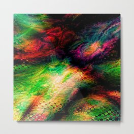 Infinite Color Metal Print