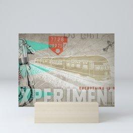 HMK Tibor Everything Experiment Mini Art Print
