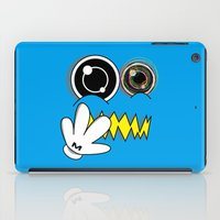murakami iPad Cases featuring MUTE (Original Characters Art By AKIRA) by AKIRA AKATSUKI