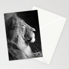 Pretty Kitty in Black & White Stationery Cards